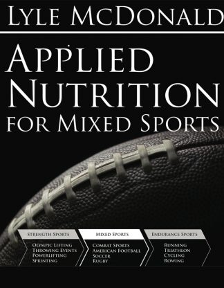 Applied Sports Nutrition Mixed Sports
