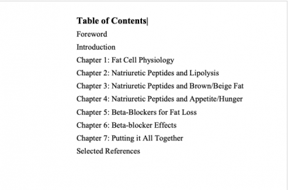 Stubborn Fat Solution Patch 1.1 by Lyle McDonald Table of Contents