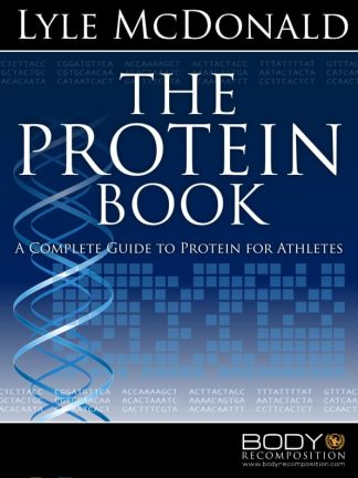 The Protein Book by Lyle McDonald Cover