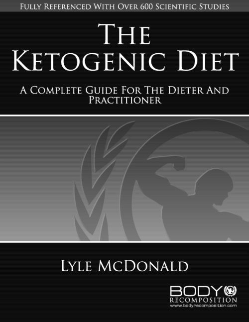 The Ketogenic Diet Cover